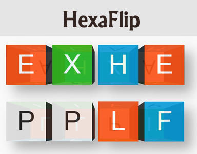 HexaFlip – Flexible 3D Cube Plugin
