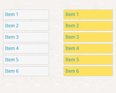 HTML5 Sortable – jQuery Plugin To Create Sortable Lists and Grids