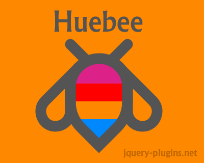 Huebee – One-Click Color Picker with Javascript