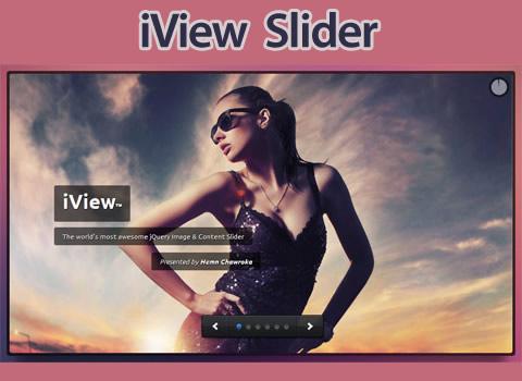 iView Slider – Responsive Slider jQuery Plugin
