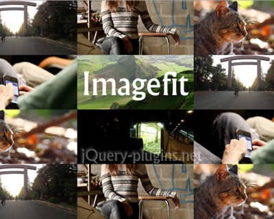 Imagefit – jQuery Plugin to Make Images Fit Anywhere