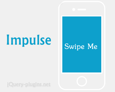 Impulse – Dynamics Physics Animations for Mobile Web