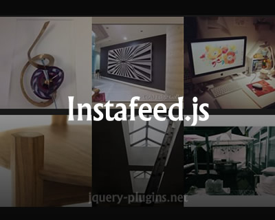 Instafeed.js – Simple Instagram Javascript Plugin