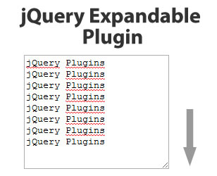 jQuery Expandable Plugin
