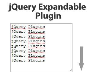 jQuery Expandable Plugin