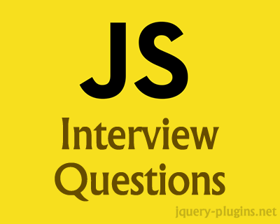 JavaScript Interview Questions & Answers
