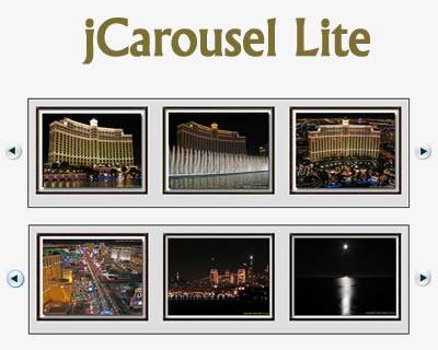 jCarousel Lite – Lightweight jQuery Carousel Plugin