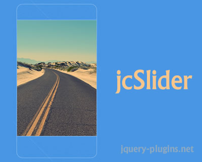 jcSlider – Responsive Slider jQuery Plugin  with CSS Animations