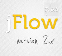 jFlow Plus v2 - A Compact jQuery Slider