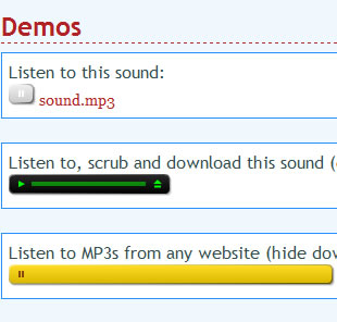 jMP3 - Mp3 Player Plugin