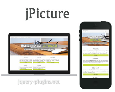 jPicture – jQuery Plugin to Load Pictures on Right Viewport