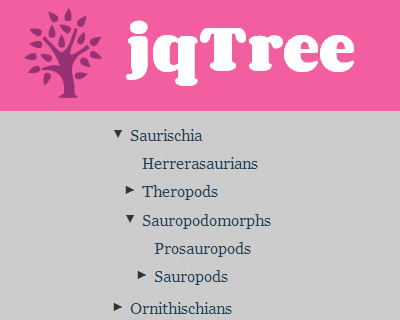 jqTree – Customizable jQuery Tree Plugin