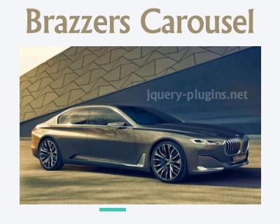 jQuery Brazzers Carousel