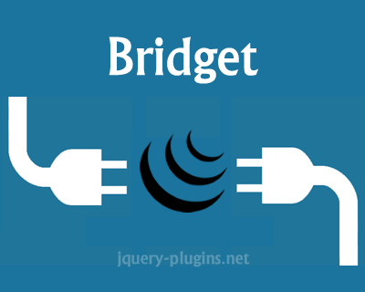 jQuery Bridget – jQuery Library to Create jQuery Widgets
