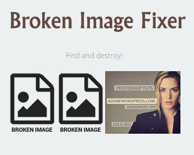 jQuery Broken Image Fixer