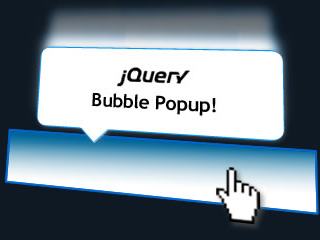 jQuery Bubble Popup Plugin