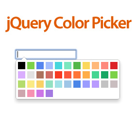 jQuery.colorpicker - Simple And Minimal Colorpicker