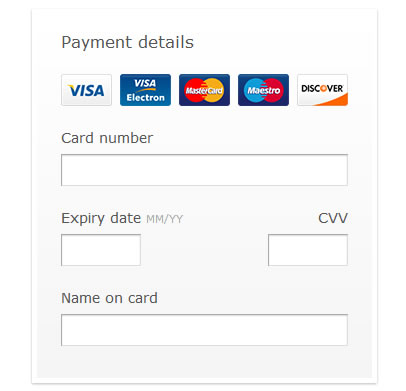 jQuery Credit Card Validator