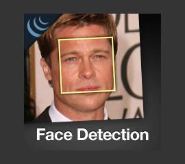 jQuery Face Detection Plugin