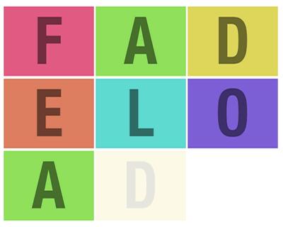 jQuery Fadeloader – Simple jQuery Preloader Plugin