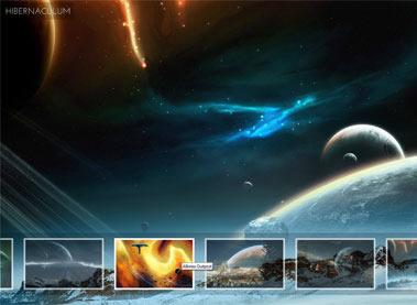 Simple jQuery Fullscreen Image Gallery