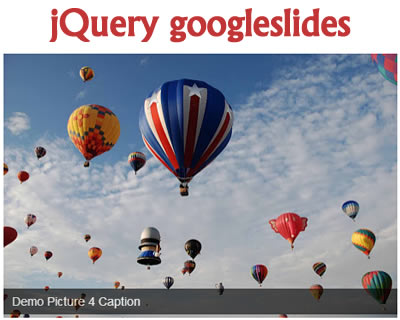jQuery googleslides – jQuery Plugin to Display Google Photos