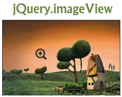 jQuery.imageView – jQuery Plugin for Image Zoom