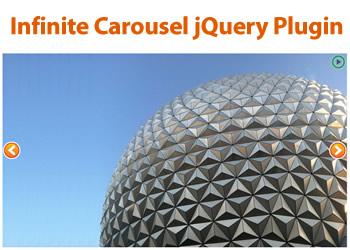 jQuery Infinite Carousel Plugin