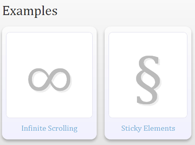 jQuery Waypoints – Scroll-Based jQuery Functions