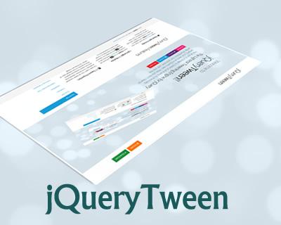 jQueryTween – Lightest Tweening Engine for jQuery