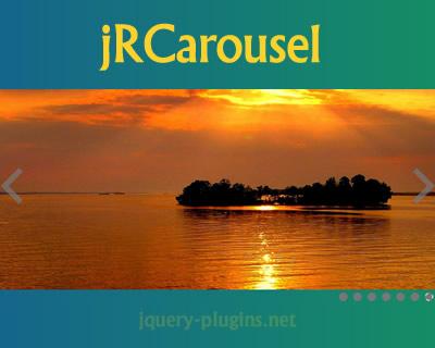 jRCarousel – jQuery Responsive Carousel