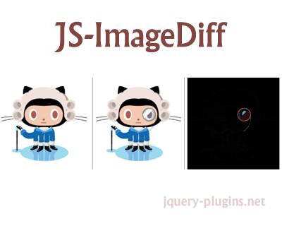 JS-ImageDiff – Canvas Based ImageDiff Utility with Javascript