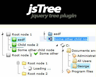 Treeview jquery plugins jstree jquery tree plugin ccuart Choice Image