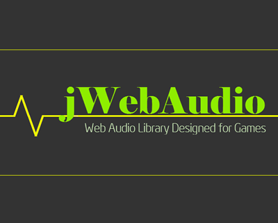 jWebAudio – Web Audio Library for Web Games