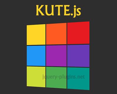 KUTE.js – Javascript Animation Engine