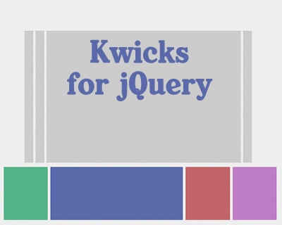 Kwicks for jQuery – Sexy Sliding Panels