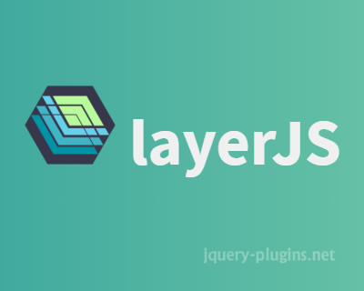 layerJS – Javascript UI Composition Framework