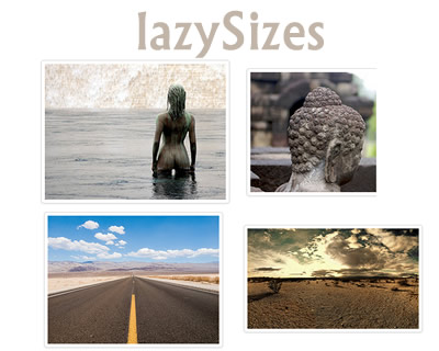 lazySizes – Lazyloader for Responsive Images, Iframes and Widget
