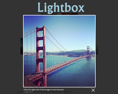 Lightbox – The Original Lightbox Script
