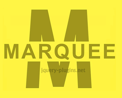 liMarquee – jQuery News Ticker / Marquee Plugin