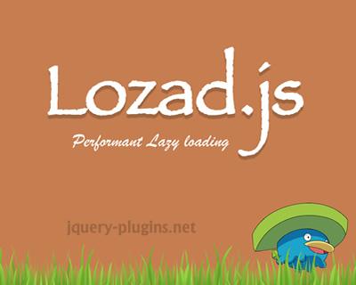 Lozad.js – Performant Lazy Loading Library