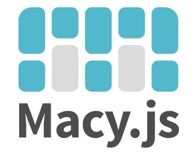 Macy.js – Lightweight JavaScript Masonry Layout Library