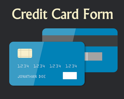 Making Simple Credit Card Validation Form