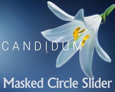 Masked Circle Slider
