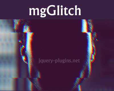 mgGlitch – Tiny jQuery Plugin for Glitch