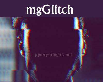 mgGlitch – Tiny jQuery Plugin for Glitch