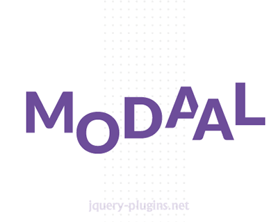 Modaal – An Accessible Dialog Window Plugin