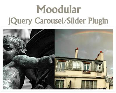 Moodular – jQuery Carousel/Slider Plugin