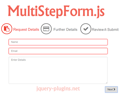 Multi Step Form with jQuery Validation
