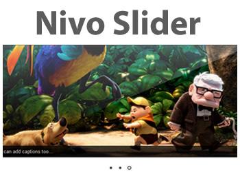 Nivo Slider - jQuery Image Slider